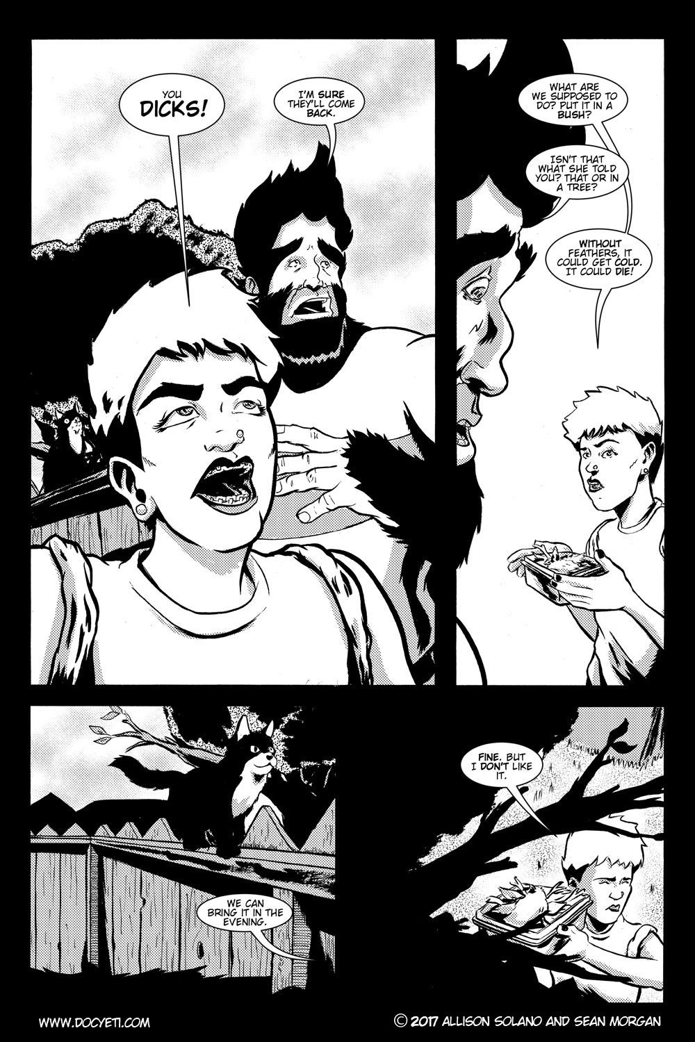 Studying Kills! Issue 1 Pg.13