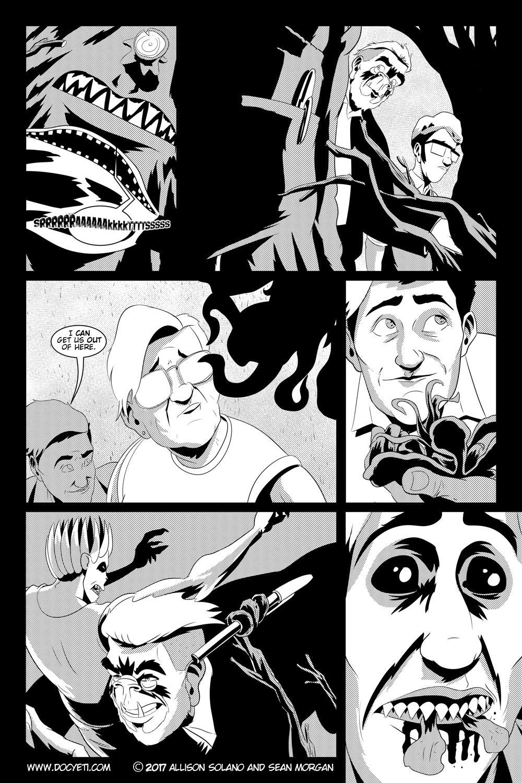 Studying Kills! Issue 2 Pg.11