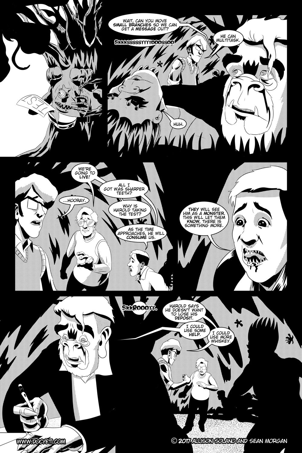 Studying Kills! Issue 2 Pg.13