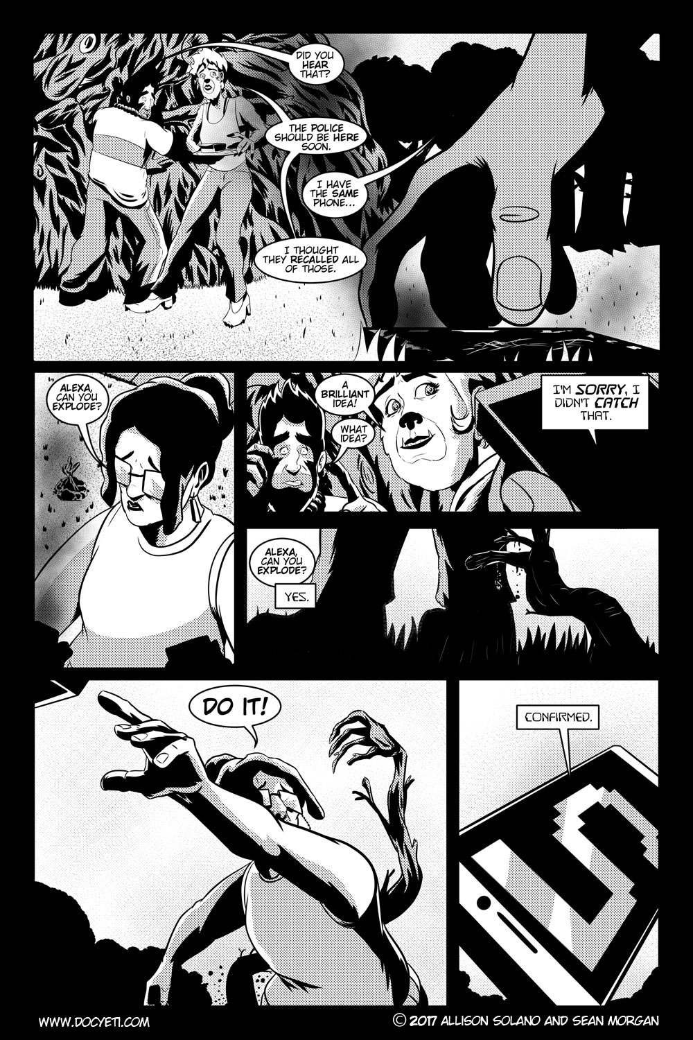 Studying Kills! Issue 2 Pg.19