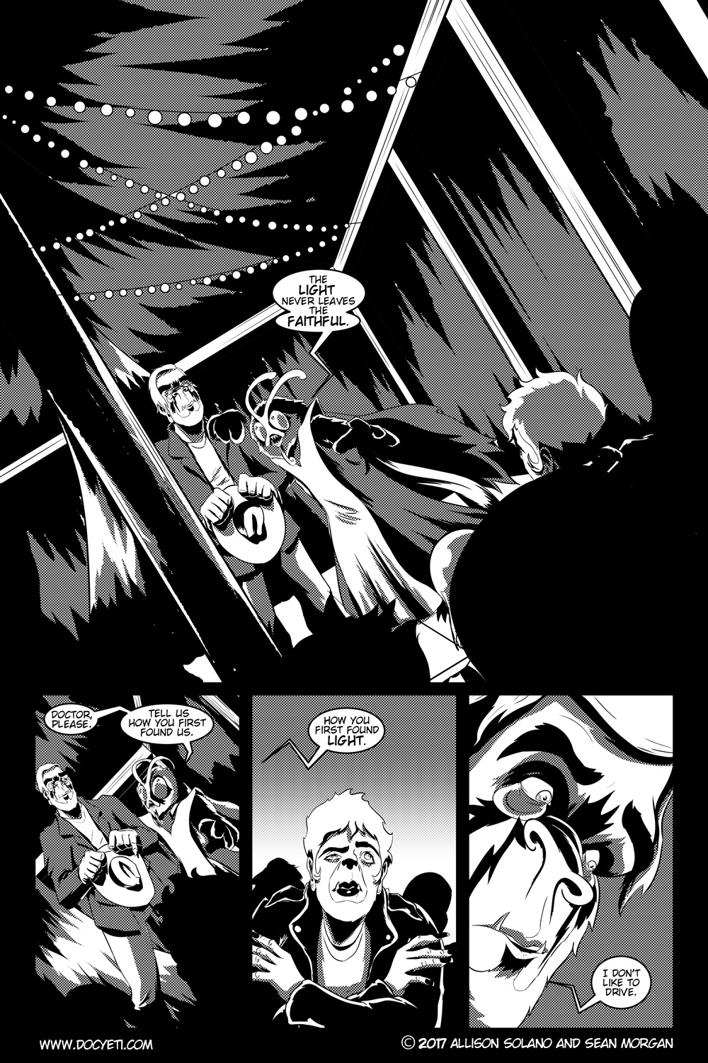 Flight of the Mothman! Issue 1 page 13