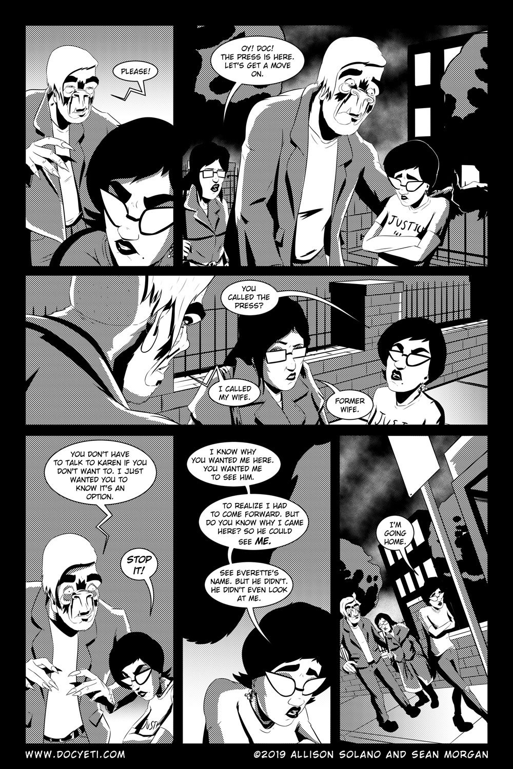 Flight of the Mothman! Issue 5 Page 7
