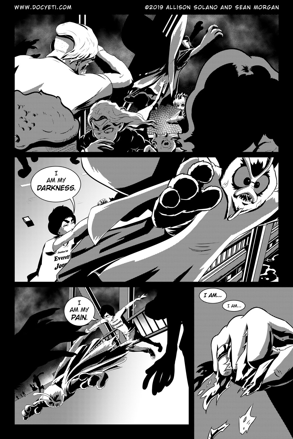 Flight of the Mothman! Issue 5 Page 21