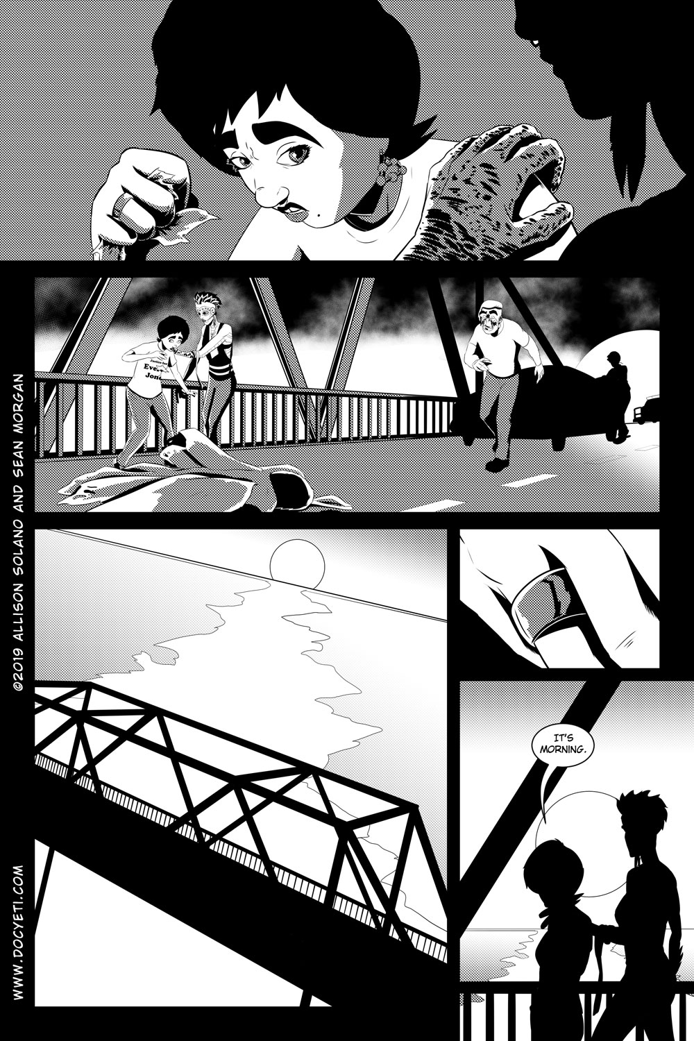 Flight of the Mothman! Issue 5 Page 22