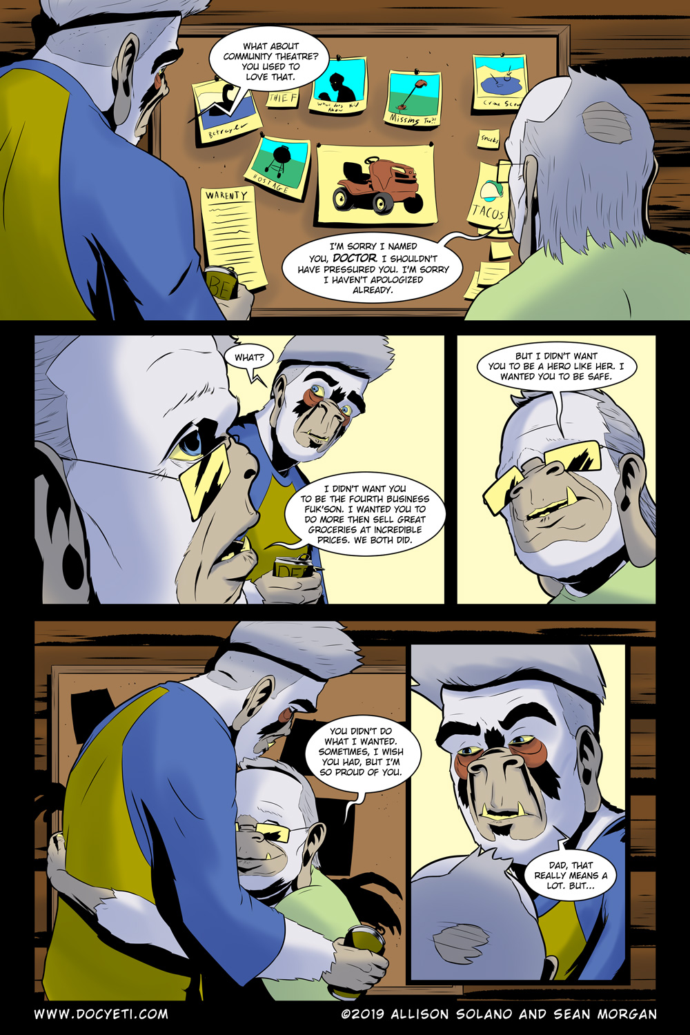 Hungry Eyes! Part 1 Page 6
