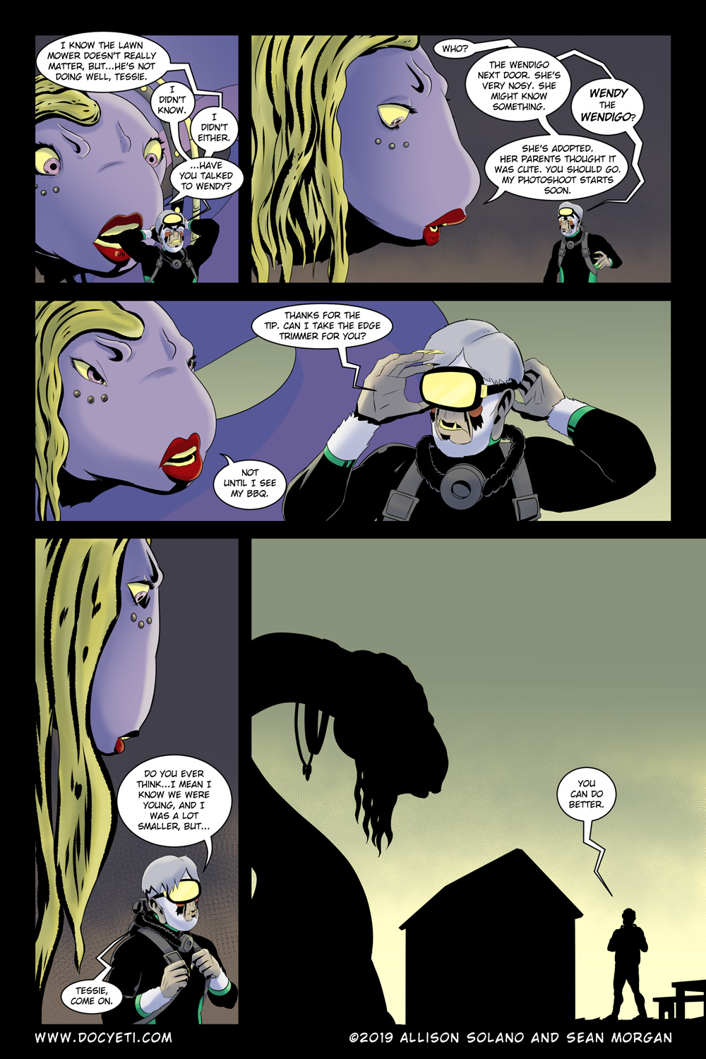 Hungry Eyes! Part 1 Page 17