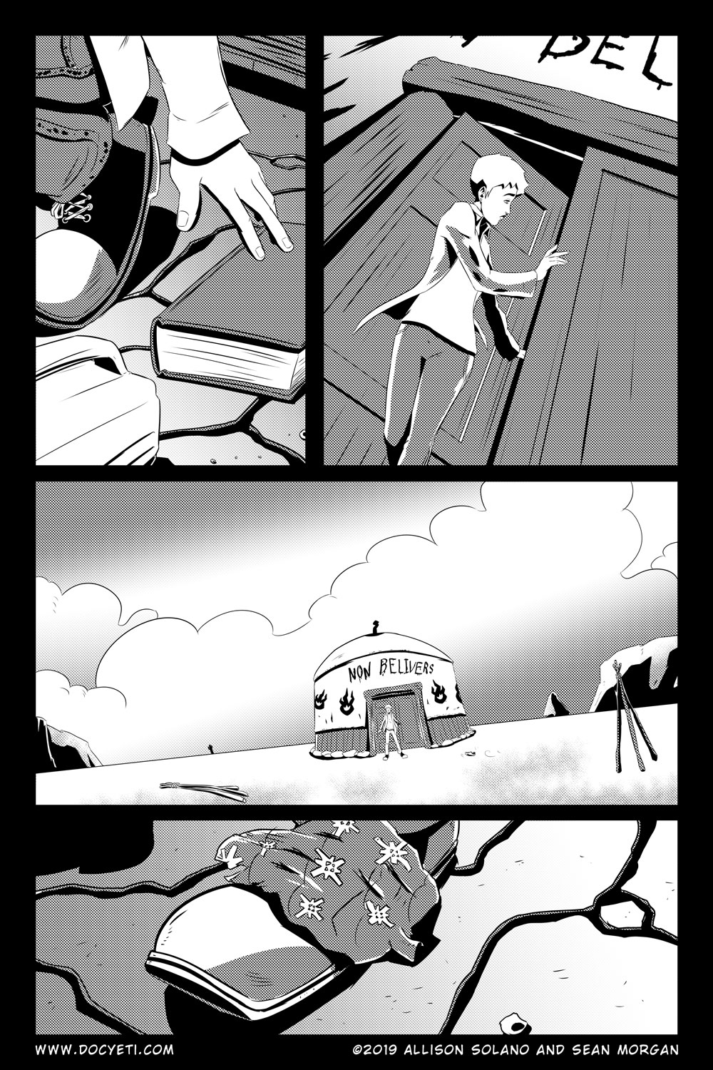 Flight of the Mothman! Issue 5 Page 16