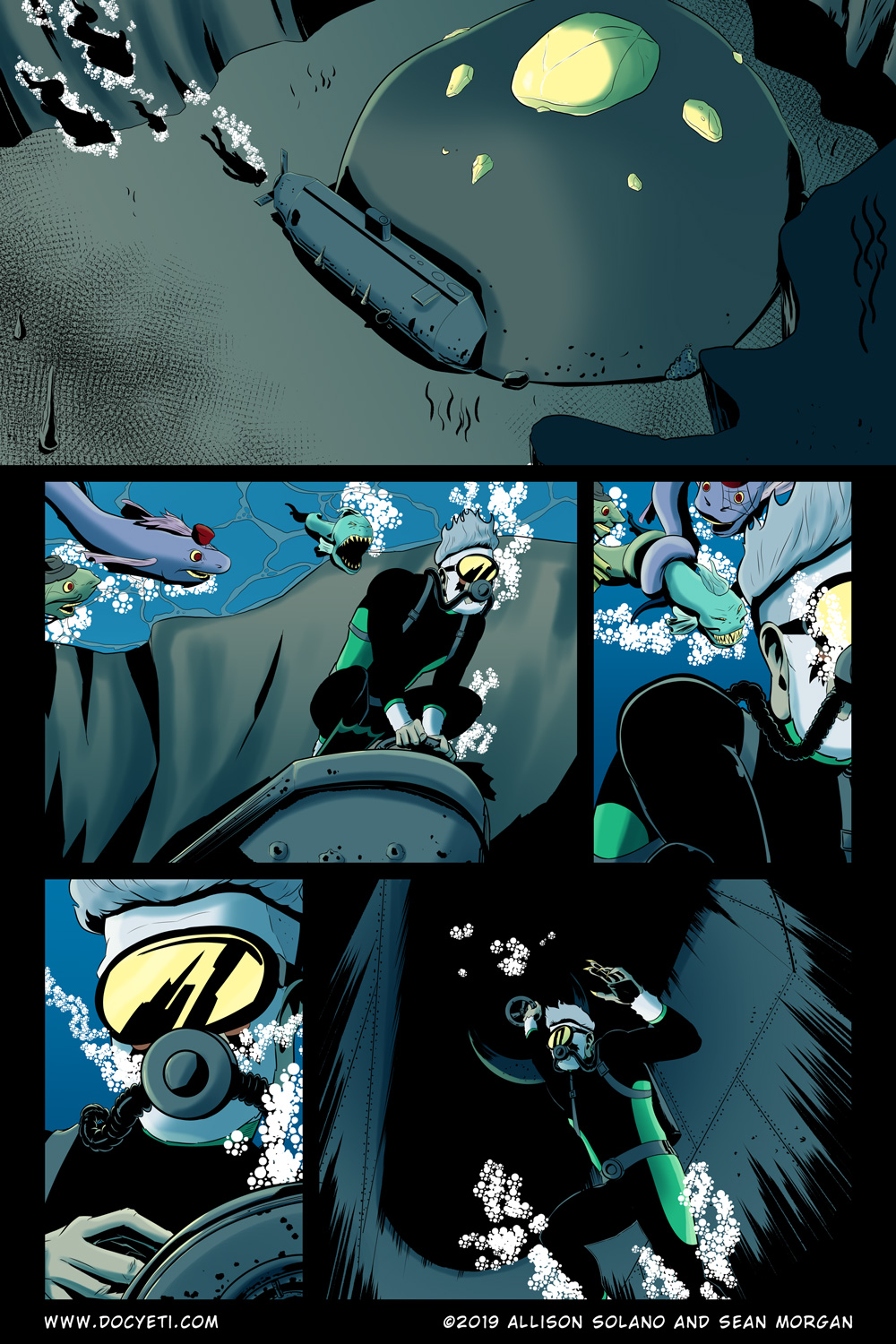 Hungry Eyes! Part 1 Page 10
