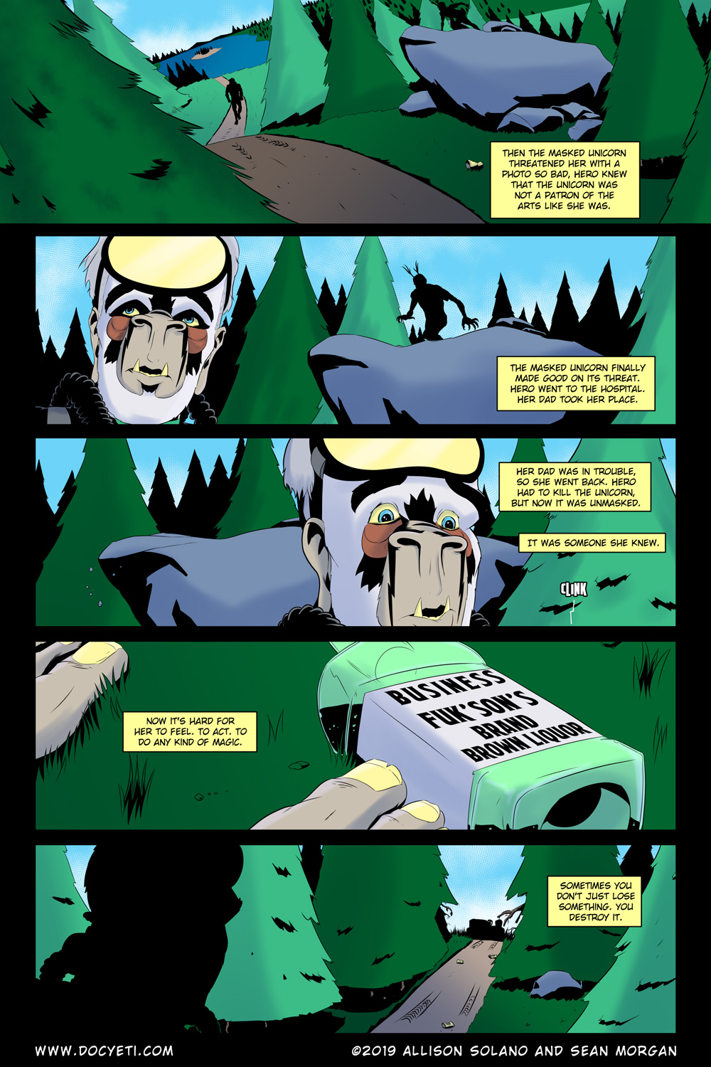 Hungry Eyes! Part 1 Page 20